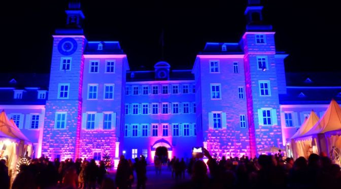 Weihnachtsmarkt Schwetzingen.Weihnachtsmarkt Am Schwetzinger Schloss Luis L R Unterwegs Mit Hund