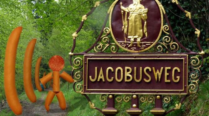 Skandal! Luis enthüllt Jakobsweg-Schwindel