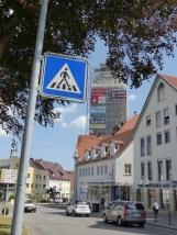 Obertorplatz und bewirtungswilligen Gaststätten