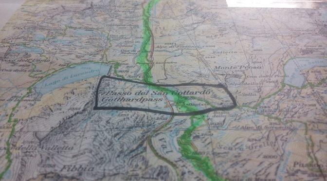 Karte: Luis Live auf der Via Gottardo