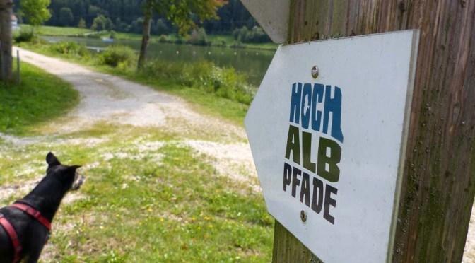 HochAlbPfad Felsquellweg Oberdigisheim