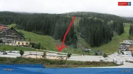 Alpenüberquerung-Webcam-Hochfügen