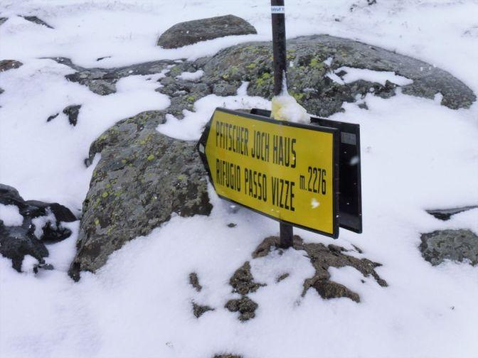 Alpenüberquerung 6: (Mayrhofen –) Schlegeisspeicher — St. Jakob im Pfitschtal