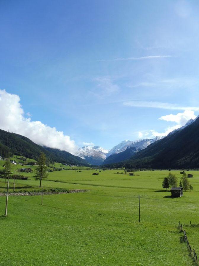 Alpenüberquerung 7: St. Jakob im Pfitschtal — Sterzing
