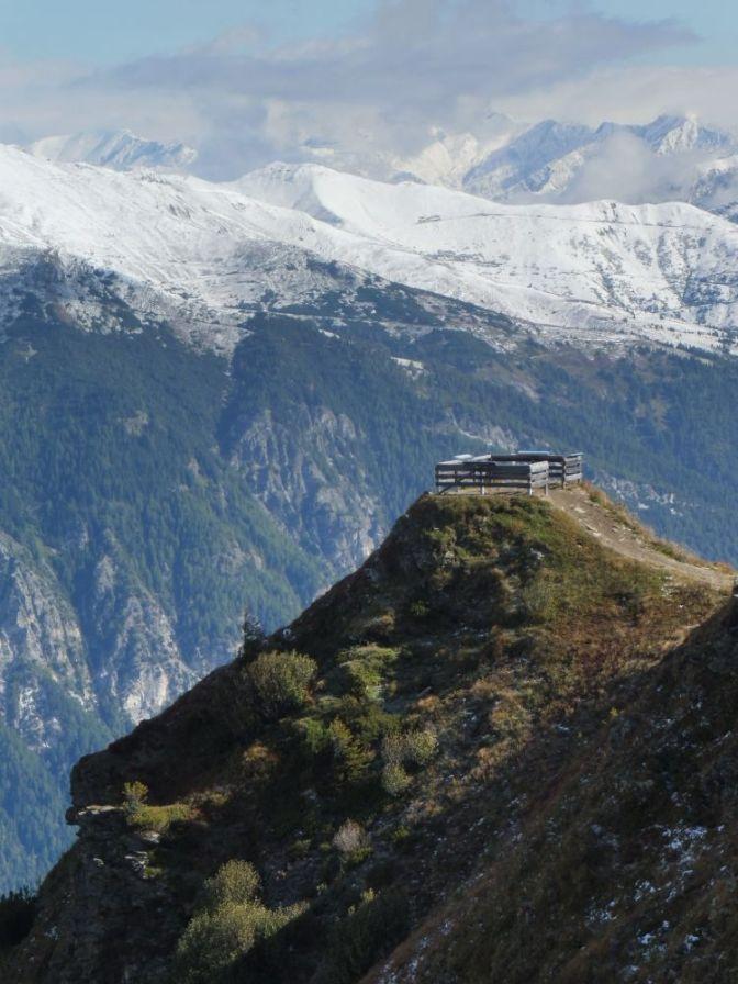 Alpenüberquerungs-Megabonus: Monte Cavallo mit 360°-Alpenpanorama