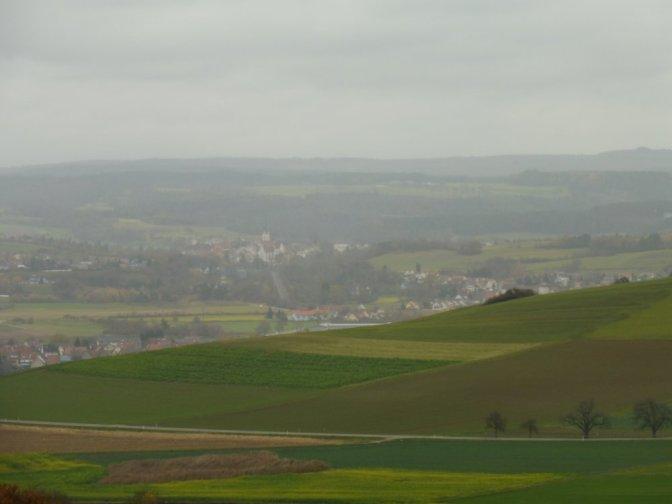 Schwarzwald-Querweg 2.0: Engen — Singen