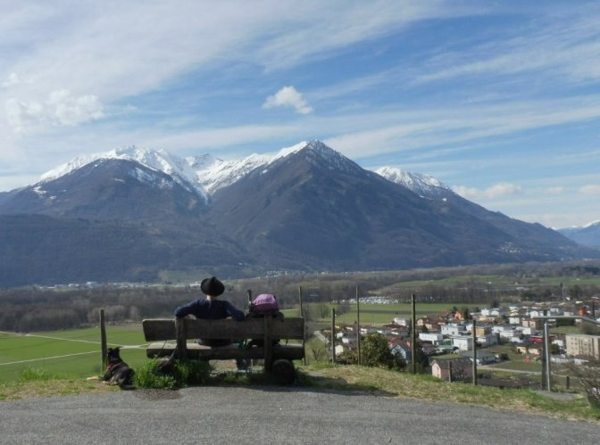 Via Cannobio 4: Bellinzona — Locarno