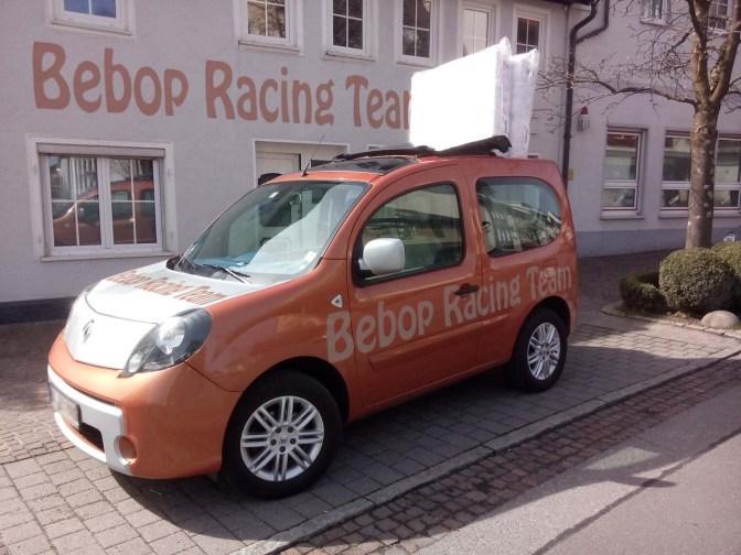 Renault-Kangoo-Tuning: Größter Heckspoiler aller Zeiten