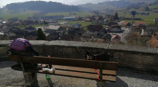 Via Jacobi mit Hund 2019-7: Grundbach – Schwarzenburg