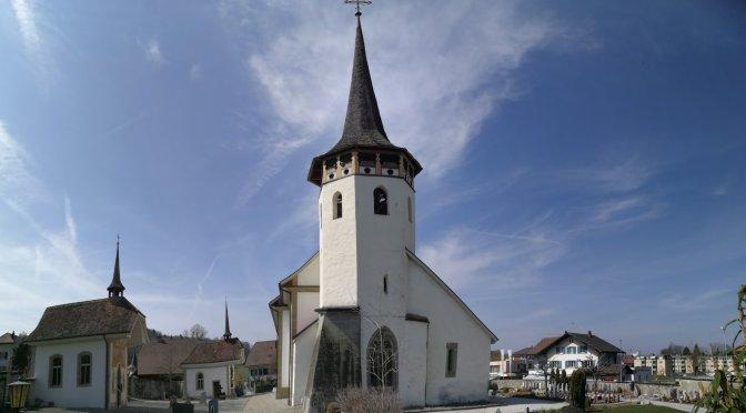 Via Jacobi mit Hund 2019-8: Schwarzenburg – Fribourg