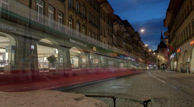 Wundern in Bern [fast ohne Worte]