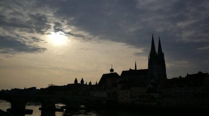 Regensburg (ohne Hund & ohne Worte)