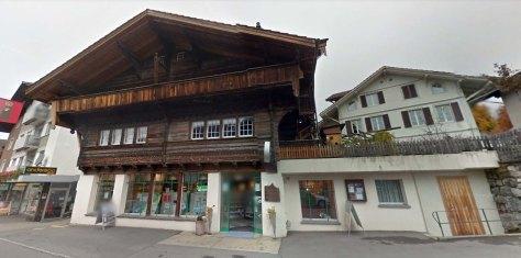 Brienzer-Bauernhaus