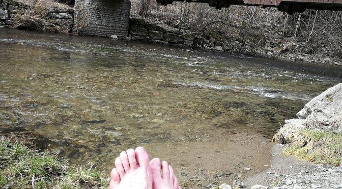Mittagspause: Rottweiler Neckartal-Runde